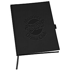 View a larger, more detailed picture of the Executive Bound Journal Book - 9-3 4 x 7