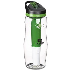 View a larger, more detailed picture of the Cool Gear Filtration Sport Bottle 26 oz