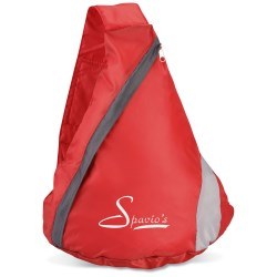View a larger, more detailed picture of the Sling Bag Backpack