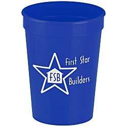 View a larger, more detailed picture of the Stadium Cup - 12 oz - Smooth - 24 hr