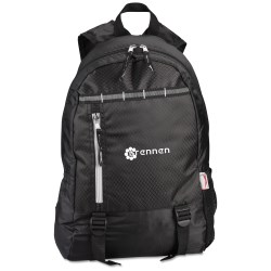 View a larger, more detailed picture of the Slazenger Crossings Backpack