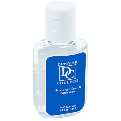 View a larger, more detailed picture of the Hand Sanitizer - 1 2 oz - 24 hr