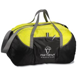 View a larger, more detailed picture of the Fusion Duffel Bag - 12 x 22