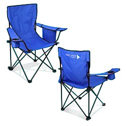 View a larger, more detailed picture of the Cooler Folding Chair