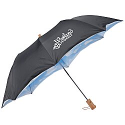 View a larger, more detailed picture of the Clouds Umbrella - 43 Arc