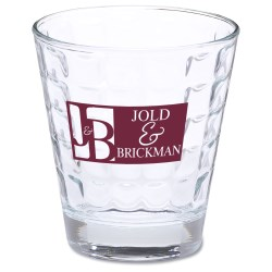 View a larger, more detailed picture of the Squared Design Beverage Glass - 11-3 4 oz