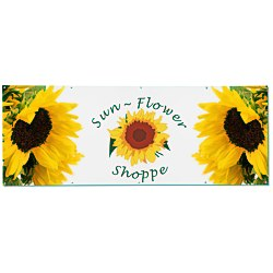 View a larger, more detailed picture of the Value Outdoor Banner - 3 x 8