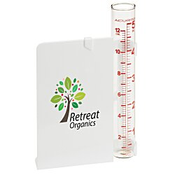 View a larger, more detailed picture of the Plastic Rain Gauge