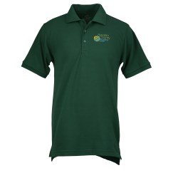 View a larger, more detailed picture of the Ultra Club Performance Elite Pique Polo - Men s