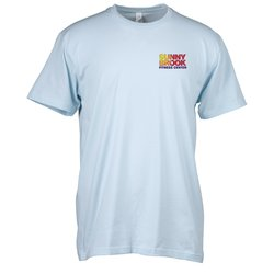 View a larger, more detailed picture of the Next Level Fitted 4 3 oz Crew T-Shirt - Men s - Emb