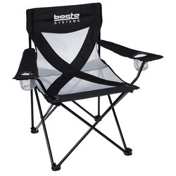 View a larger, more detailed picture of the X-Stream Mesh Camp Chair