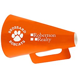 View a larger, more detailed picture of the Megaphone - Round - 10 - Colors