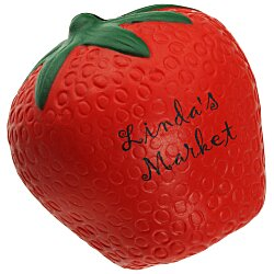 View a larger, more detailed picture of the Strawberry Stress Reliever