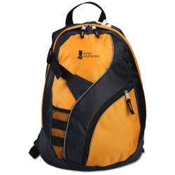 View a larger, more detailed picture of the Buckle Up Backpack