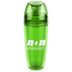 View a larger, more detailed picture of the h2go Cosmo Bottle - 18 oz
