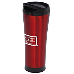 View a larger, more detailed picture of the Cara Travel Tumbler - 18 oz