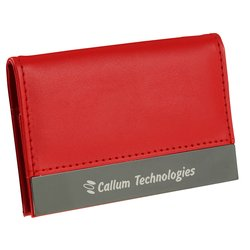 View a larger, more detailed picture of the Solano Business Card Case