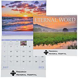 View a larger, more detailed picture of the Eternal Word Calendar