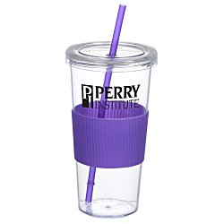 View a larger, more detailed picture of the Burby Tumbler with Straw - 24 oz