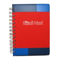 View a larger, more detailed picture of the SideLights Spiral Journal - Closeout
