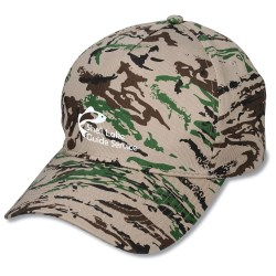 View a larger, more detailed picture of the Camouflage Cap - Transfer