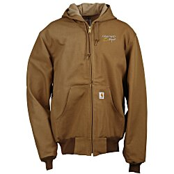 View a larger, more detailed picture of the Carhartt Thermal Lined Duck Active Jacket