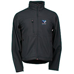 View a larger, more detailed picture of the Manchester Bonded Microfiber Jacket - Men s