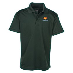 View a larger, more detailed picture of the Armor Snag Protection Performance Polo - Youth
