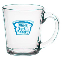 View a larger, more detailed picture of the Glass Mug - 13-1 2 oz