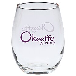 View a larger, more detailed picture of the Stemless Wine Glass - 15 oz