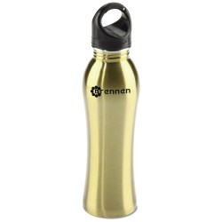 View a larger, more detailed picture of the h2go Venus Stainless Sport Bottle - 24 oz