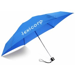 View a larger, more detailed picture of the Super-Slim Mini Umbrella - 40 Arc