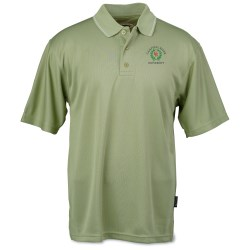 View a larger, more detailed picture of the Moisture Wicking Microfiber Jersey Polo - Men s