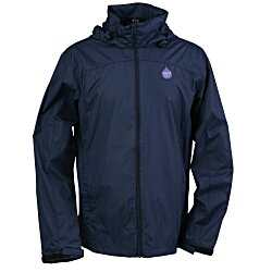 View a larger, more detailed picture of the Lightweight Hooded Jacket - Men s
