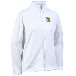 View a larger, more detailed picture of the Brushed Back Microfleece Jacket - Ladies