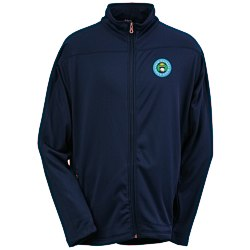 View a larger, more detailed picture of the Brushed Back Microfleece Jacket - Men s