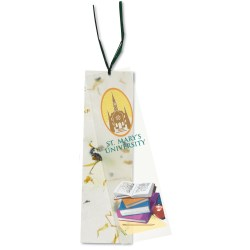 View a larger, more detailed picture of the Seeded Message Bookmark - PineTree
