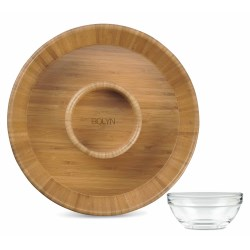 View a larger, more detailed picture of the Big Dipper Bamboo Tray