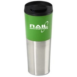 View a larger, more detailed picture of the Perfect Union Travel Tumbler - 16 oz