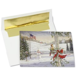View a larger, more detailed picture of the American Tradition Greeting Card