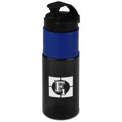 View a larger, more detailed picture of the Poseidon Sport Bottle - 22 oz