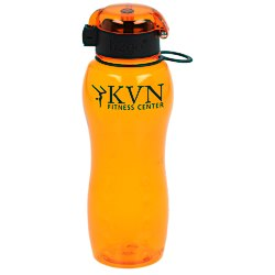 View a larger, more detailed picture of the h2go bfree Zuma Sport Bottle - 24 oz