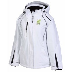 View a larger, more detailed picture of the Technical Insulated Seam-Sealed Jacket - Ladies