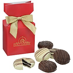 View a larger, more detailed picture of the Premium Delights w Chocolate Covered Oreo Cookies