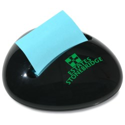 View a larger, more detailed picture of the Post-it&reg Pop-Up Notes Dispenser - Pebble