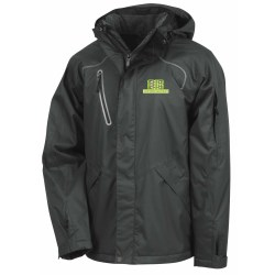 View a larger, more detailed picture of the Sherpa Fleece Lined Seam-Sealed Jacket - Men s