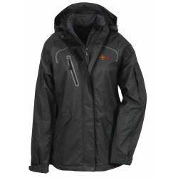 View a larger, more detailed picture of the Sherpa Fleece Lined Seam-Sealed Jacket - Ladies