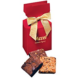 View a larger, more detailed picture of the Premium Delights with Brownies