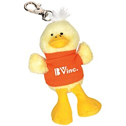 View a larger, more detailed picture of the Wild Bunch Key Tag - Duck