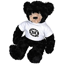 View a larger, more detailed picture of the Black Dexter Teddy Bear